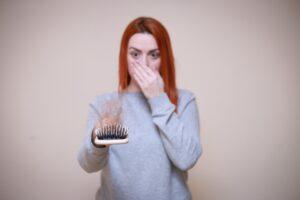 amincissement cheveux